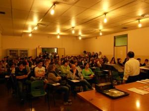 Aula magna conferenza Ovada